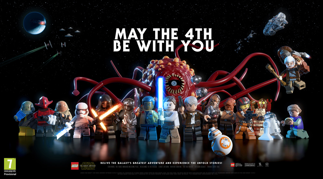 Lego Star Wars: The Force Awakens Xbox One review