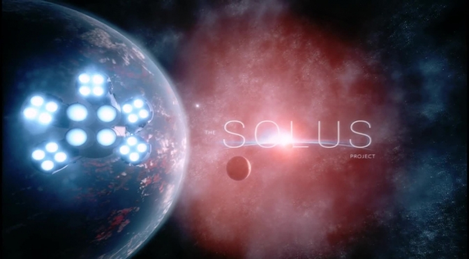 The Solus Project HTC Vive PC review