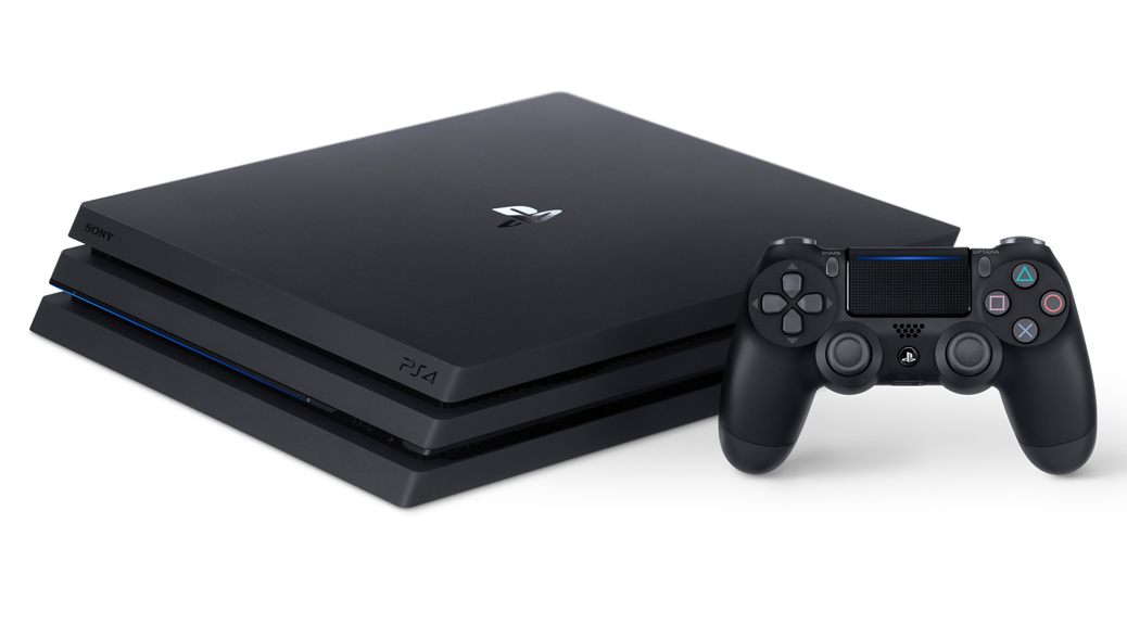 The great PlayStation 4 Pro double-dip