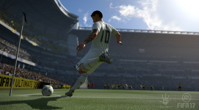 EA Sports FIFA 17 demo now available