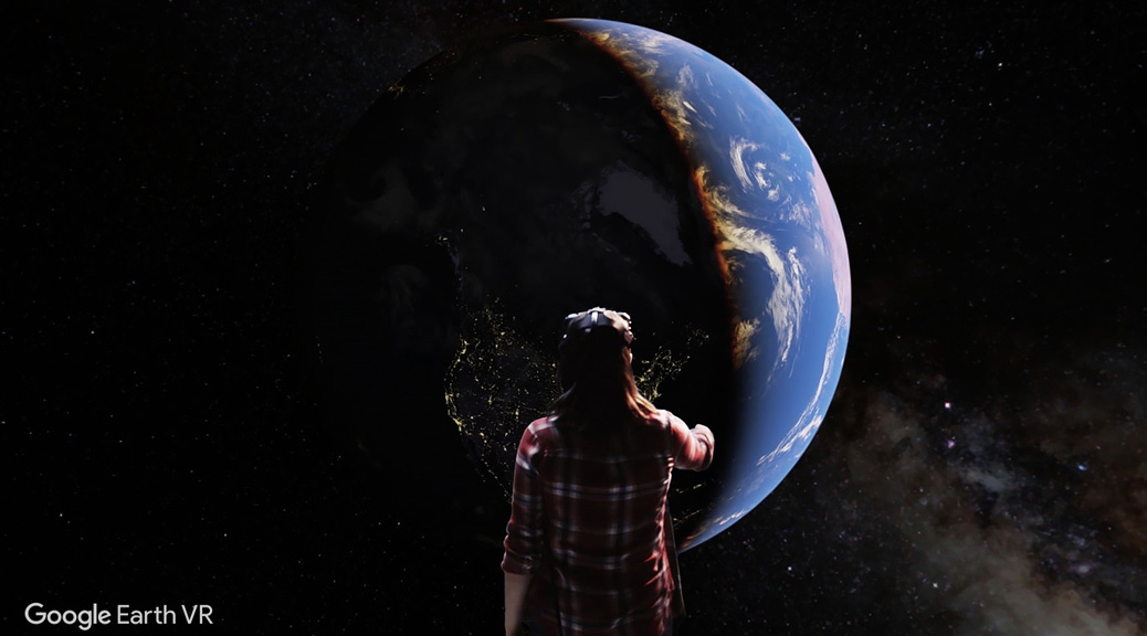 You've got the whole world in your hands: Google Earth VR review