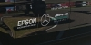 Epson's partnership with Mercedes-AMG Petronas Motorsport continues